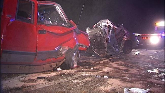 Claremore Teen Killed By Wrong-Way Driver