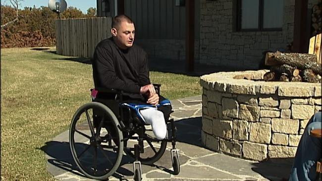 Vets Seek Healing, Understanding At Okmulgee County Ranch
