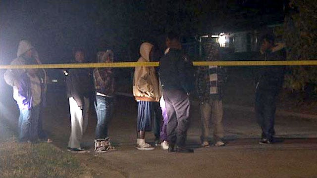 Police Identify Teens Found Shot To Death In Tulsa Street