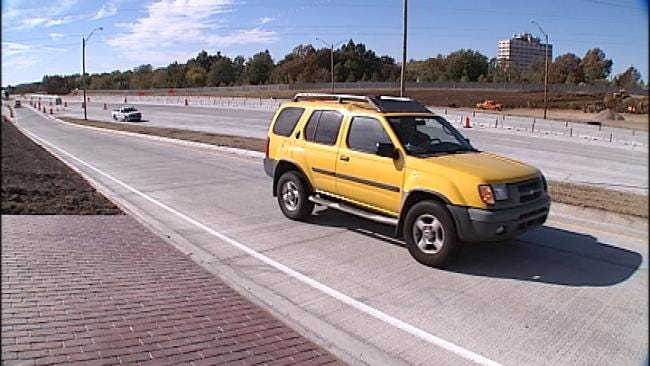 One Tulsa I-44 Project Ends, Another Begins
