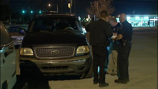 Woman Hit By SUV, Injured On Tulsa Street