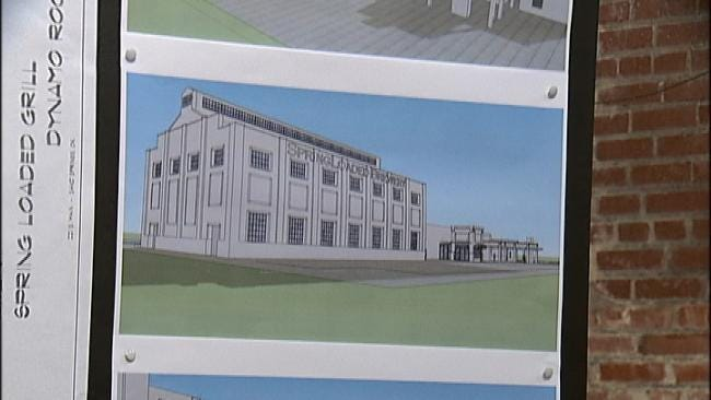 Abandoned Sand Springs Power Plant May Soon Be Brewing Beer