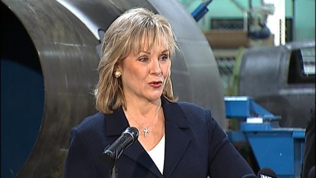 Governor-Elect Fallin Names Economic Advisors During Tulsa Visit