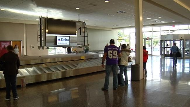 Heat, AC Turned Off At Tulsa International Airport