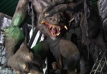 Popular Halloween Attraction Opens In Muskogee