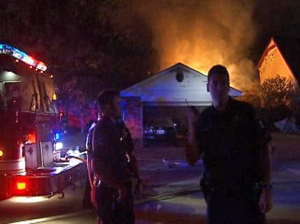 Broken Arrow Teens Attempt Rescue In House Fire