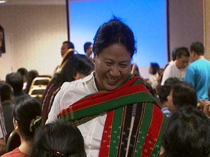 Zomi People Celebrate Centennial In Tulsa
