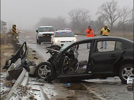 Tulsa County Judge Recuses Himself In Fatal Christmas Eve Crash Case