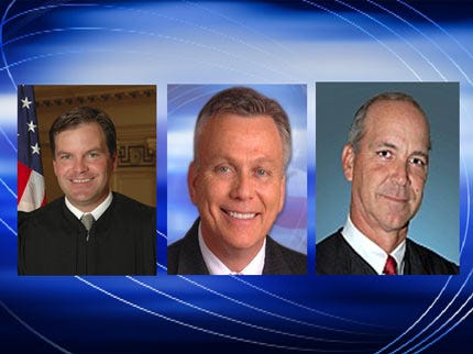 Governor Brad Henry To Select Two New Justices To The State's Highest Court