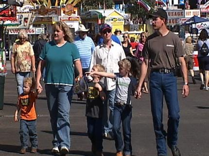 More Than 40 Arrests Made At Tulsa State Fair