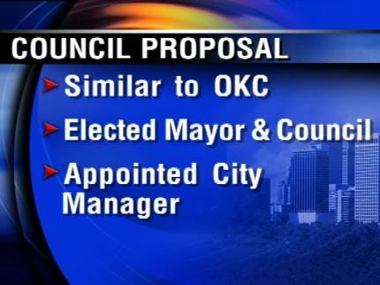 Proposal To Change Tulsa City Government Could Be Decided By Voters In February