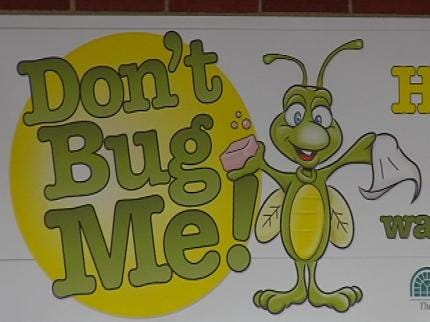 Tulsa's Don't Bug Me Campaign Kicks Off For The 7th Year
