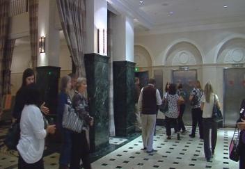 VisitTulsa Gives Tour of Downtown Venues to Promote Tulsa Tourism