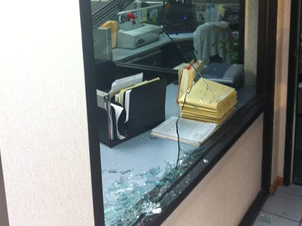 Tulsa Automobile Dealership Burglarized, Vandalized