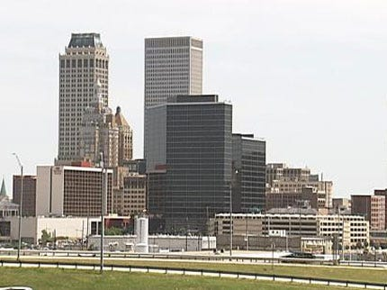 Tulsa, Oklahoma City Among Forbes List Of Most Dangerous Cities