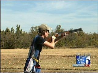 Sharp Shooters Descend On Tulsa For Skeet Shoot Championship