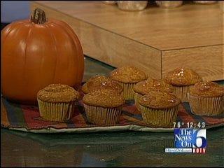 Grandma's Pumpkin Muffins