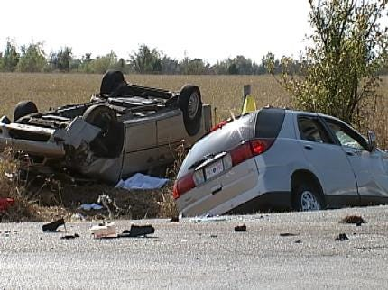 Woman Killed In Owasso Car Crash