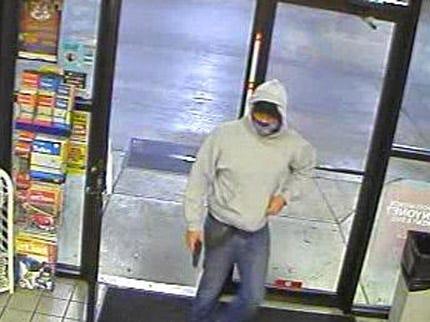 Broken Arrow Police Looking For Convenience Store Robber