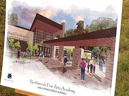 Sand Springs School Will Emphasize Fine Arts