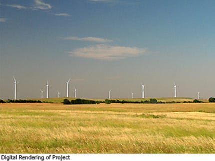 Kansas-Based Energy Company Plans Huge Windmill Farm In Oklahoma