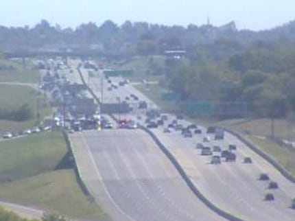 Broken Arrow Expressway Reopened At 129th East Avenue