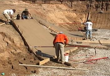 First Concrete Poured At Gnarly New Attraction In Sand Springs