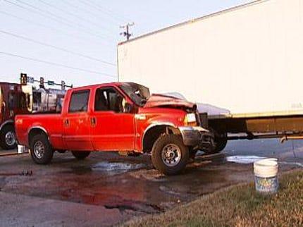 Good Samaritans Pull Driver From Fiery Tulsa Crash