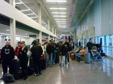 Slammed Tulsa International Airport Officials Warn: Arrive Early