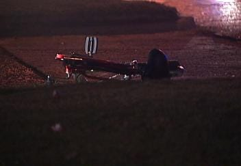 Bicyclist Injured In Collision With Car Identified