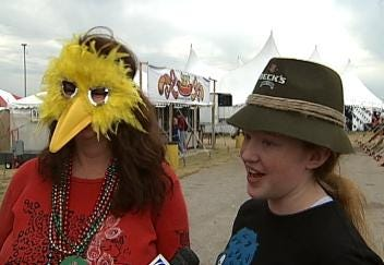 Check Out Tulsa's Oktoberfest, Rain Or Shine