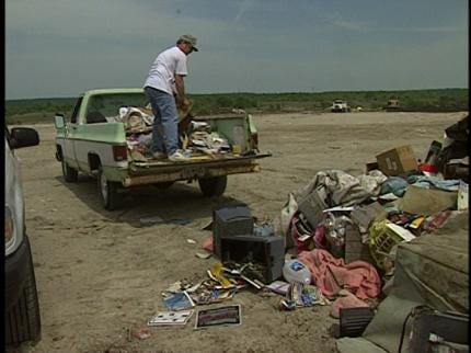 City Of Tulsa Offering Free Landfill Days This Weekend
