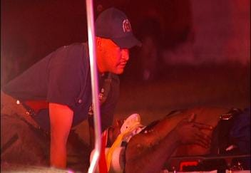Two Injured When Man Opens Fire On Tulsans Sitting On Porch
