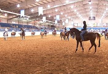 Upgrade To Expo Center Key To Keeping Horse Show In Tulsa