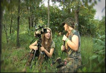 Green Country Native Breaks Boundaries With Crossbow, Camera