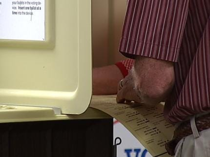 Early Voting For November 2nd General Election Begins Friday