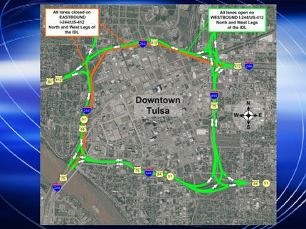 Federal Official To Tour Tulsa IDL Construction Project
