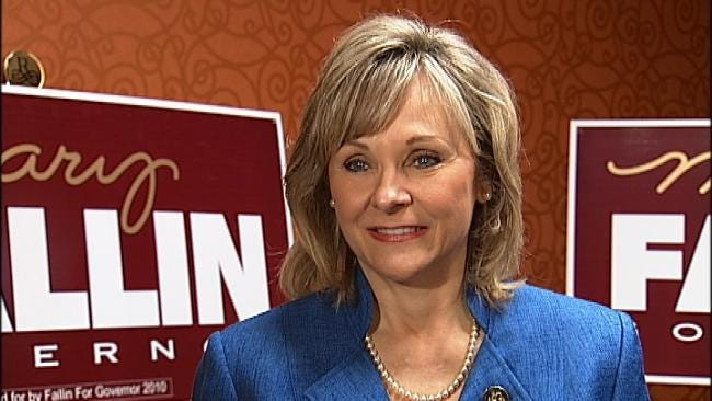 Fallin, Askins Respond To 'Motherhood' Comment Controversy