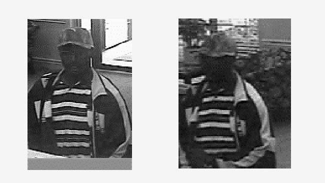 Tulsa Police Seek Help In Identifying Bank Robber