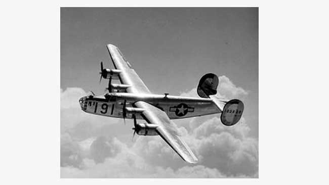 Remains Of World War II Airman From Coffeyville, Kansas Buried Wednesday