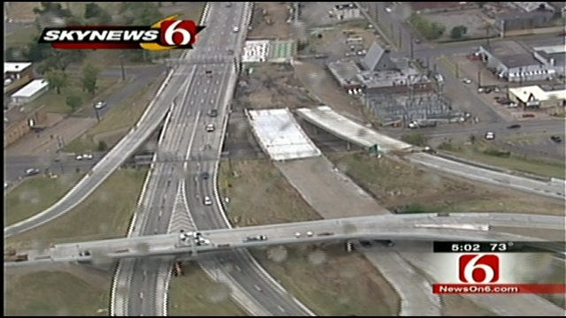 State Re-Opens West Leg Of Tulsa's IDL Early Thursday Morning
