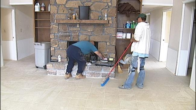 Volunteers Give Tulsa-Area Boys Ranch Extreme Makeover