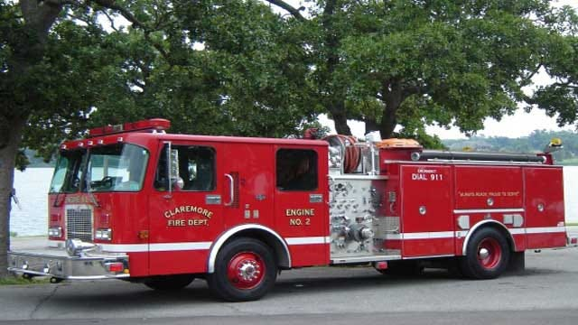Man Severely Burned In Claremore House Fire