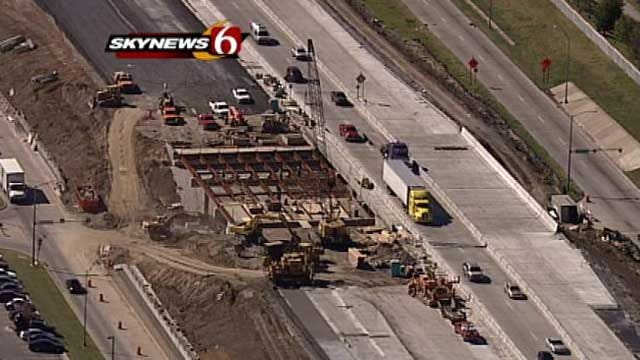 Many Tulsa Construction Projects To Be Completed Early