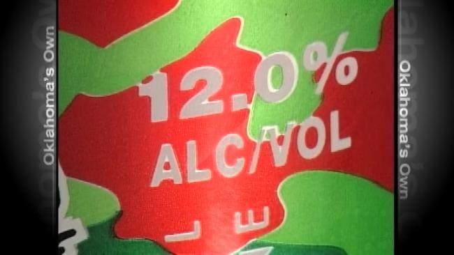 Tulsa Area Teens Seeking Caffeinated Energy Drink Loaded With Alcohol
