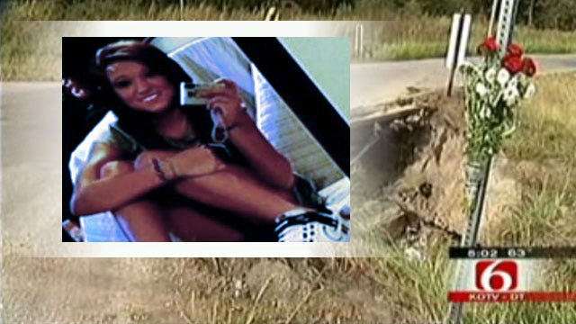 Funeral Held For Sand Springs Teen Killed In Sunday Crash