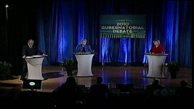 Tulsa Chamber Rejects News On 6 Reporter On Panel For Governor's Forum