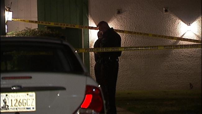 Police Look For Answers In Tulsa Apartment Shooting