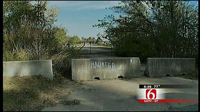 Abandoned Sand Springs Hospital Often Target Of Vandals