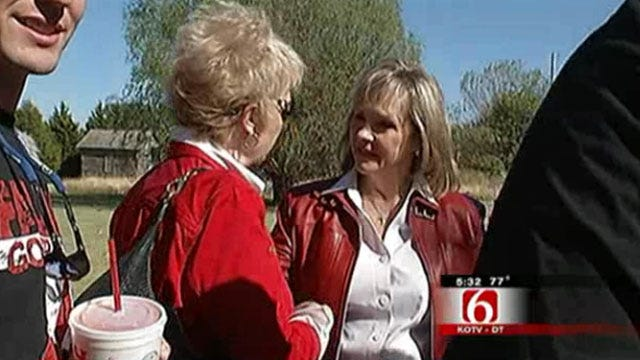 Oklahoma Candidates Make Last Minute Push For Votes
